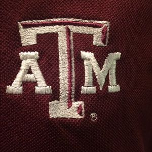 Texas A&M polo
